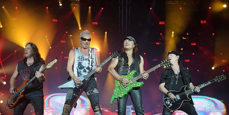 Show at Rock in Rio 2019 in The City of Rio de Janeiro, Brazil