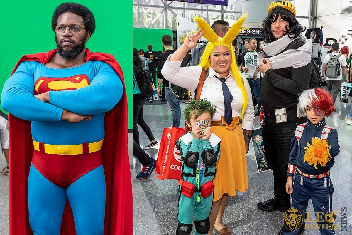Comic Con 2019 event