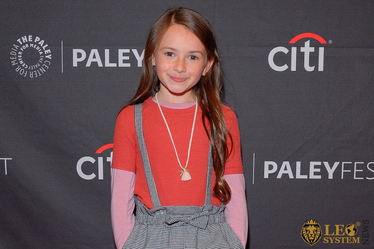 "Cailey Fleming - ""The Walking Dead"" - PaleyFest New York 2019"