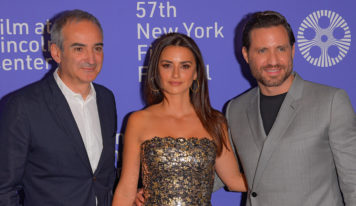 """57th New York Film Festival """"Wasp Network"""" Arrivals at Lincoln Center, 2019 in NY City"""