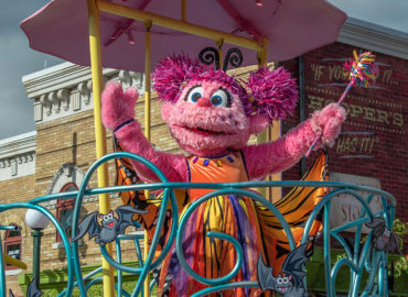 Fun Event – Party Parade at Seaworld, Orlando, Florida, USA, 2019 year