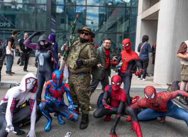 Entertaining Event – Comic Con 2019 year, New York, USA