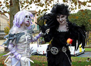 Entertaining Event – Lucca Comics & Games, Lucca, Italy