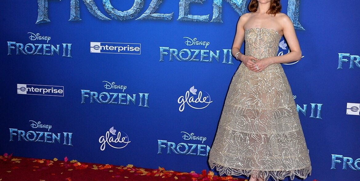 "World Premiere for Disney's ""Frozen 2"" at The Dolby Theater, Los Angeles, USA"