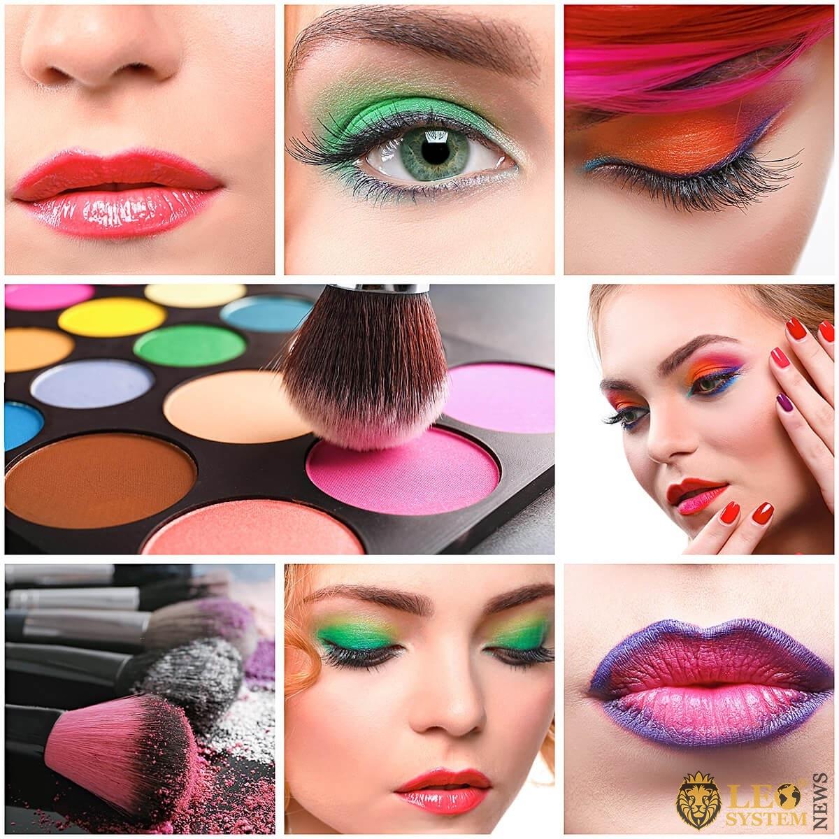 Beautiful makeup options