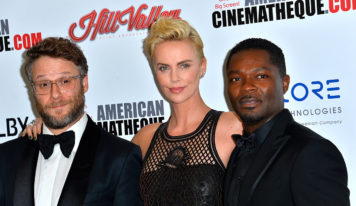American Cinematheque Award Gala honoring Charlize Theron at the Beverly Hilton, Los Angeles, USA