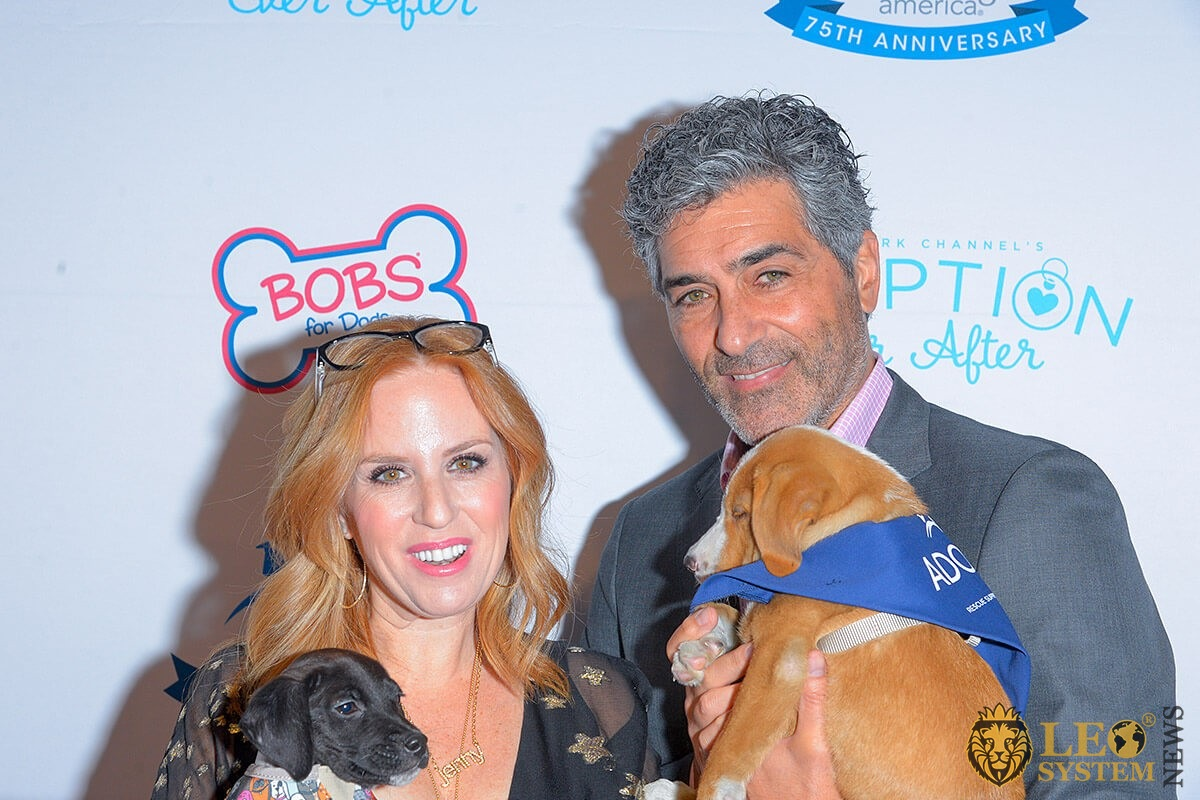 Jennifer Hutt and Keith Hutt - Animal League America's Event, New York, USA