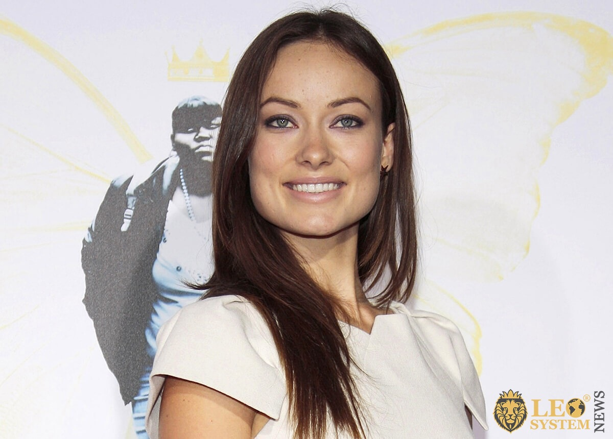 Photo Olivia Wilde - popular brunette