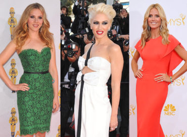 Top 10 Popular Star Blondes. Original Photos of Women.