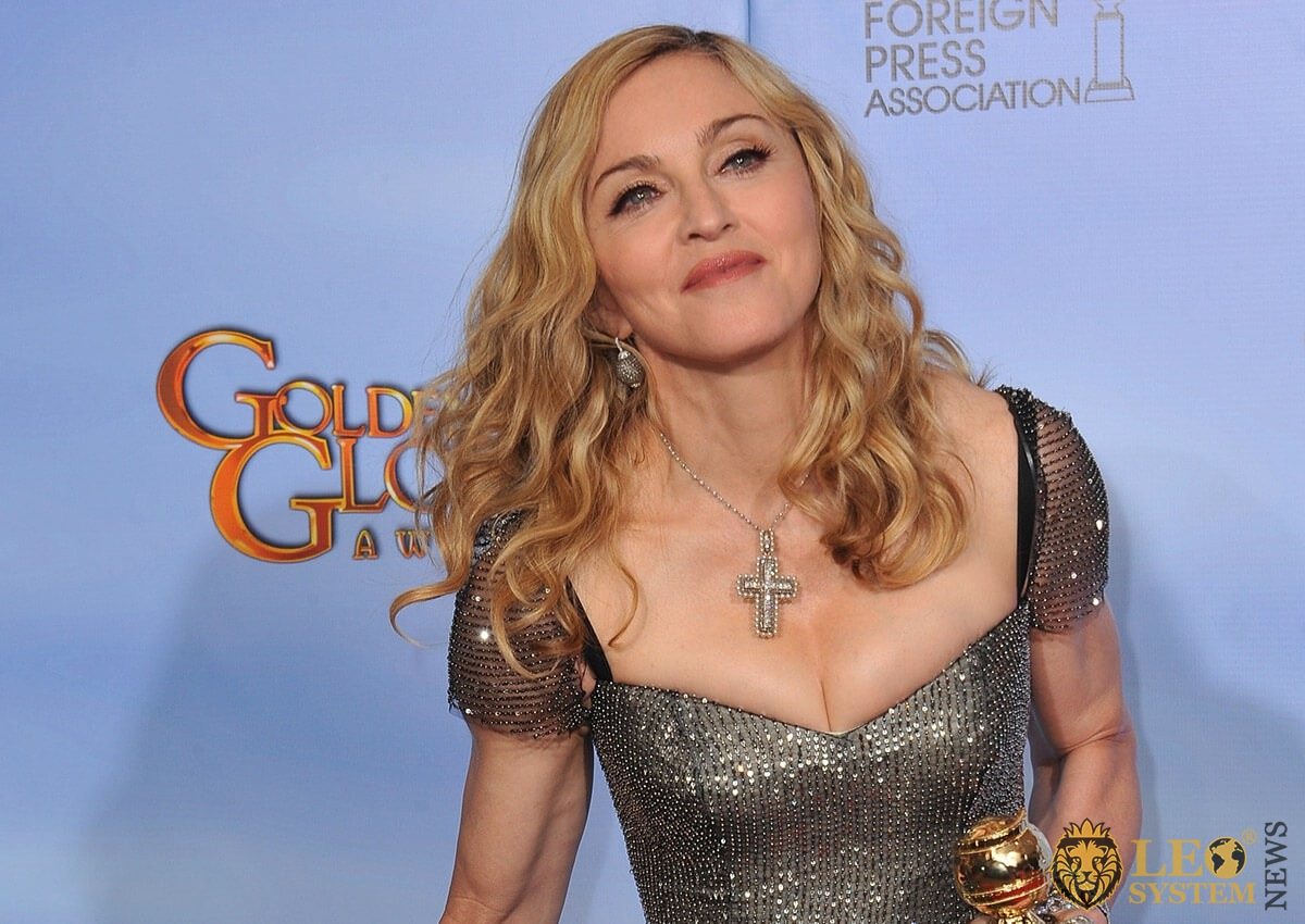 Photo Madonna - American singer and actress