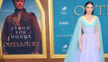 """Outlander"" Season 5 Premiere, Hollywood Palladium, Los Angeles, California"
