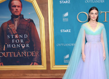 """Outlander"" Season 5 Premiere, Hollywood Palladium, Los Angeles, California"