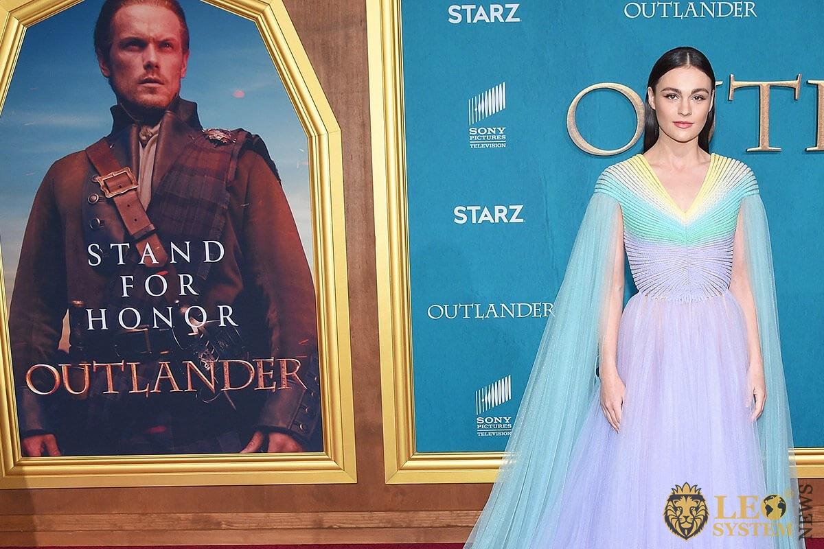 Outlander Season 5 Premiere, Hollywood, Los Angeles, USA