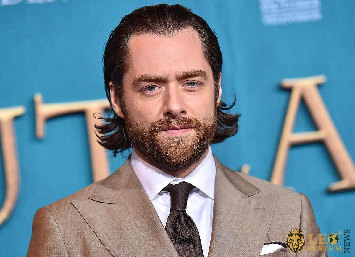 Richard Rankin - Outlander Season 5 Premiere, Hollywood Palladium, Los Angeles, California