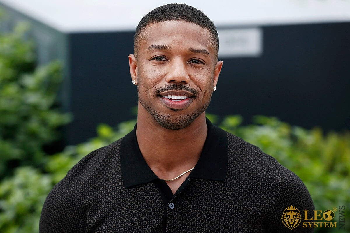 Image of Michael B. Jordan