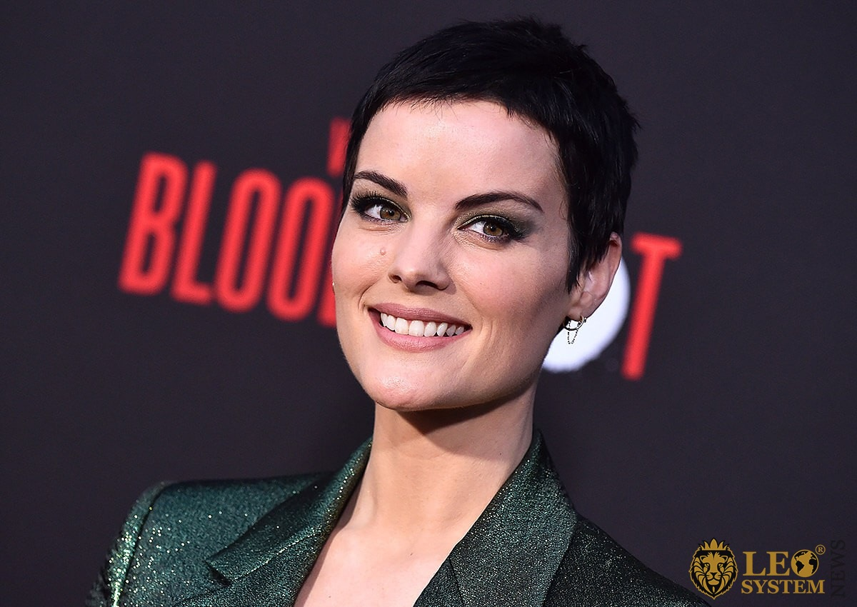 Jaimie Alexander - World Premiere of Bloodshot in Westwood, USA