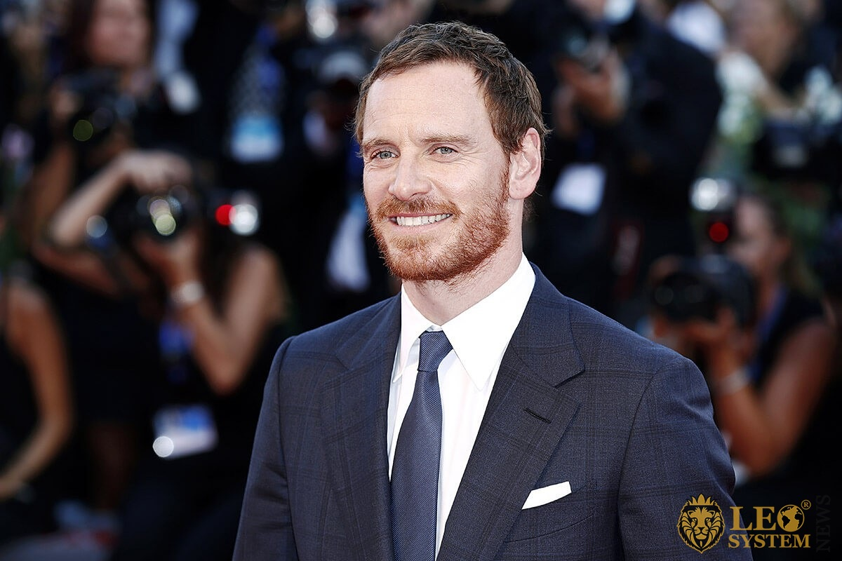 Image of actor Michael Fassbender