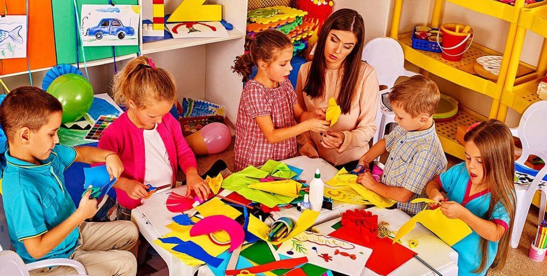 Psychology of Education of Preschool Children