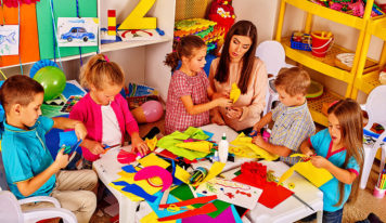 Psychology of Education of Preschool Children
