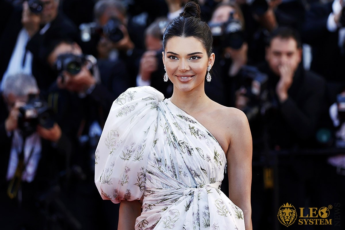 Image of Kendall Jenner is an American model and media personality