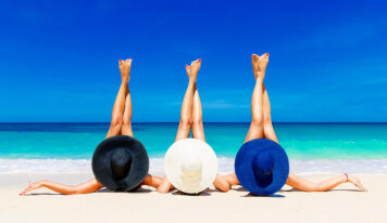 Body Skin Care after Sun